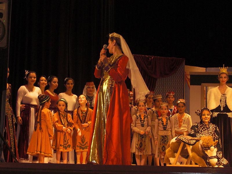 Armenian Music-8   Davidian & Mariamian Educational Foundation